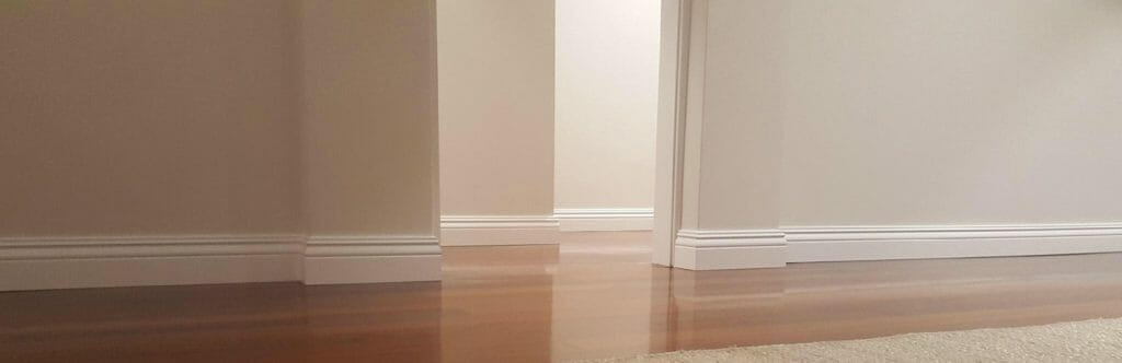 Federation skirting boards in Perth