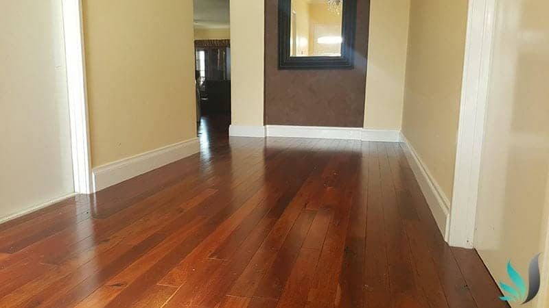 Custom Creations Perth WA skirting boards over floor boards