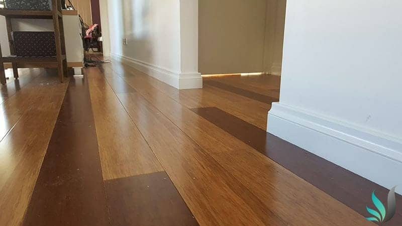 Custom Creations Perth WA skirting boards over hardword floor boards