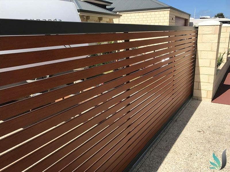 Custom Creations Perth WA driveway gates 800x600 105kb