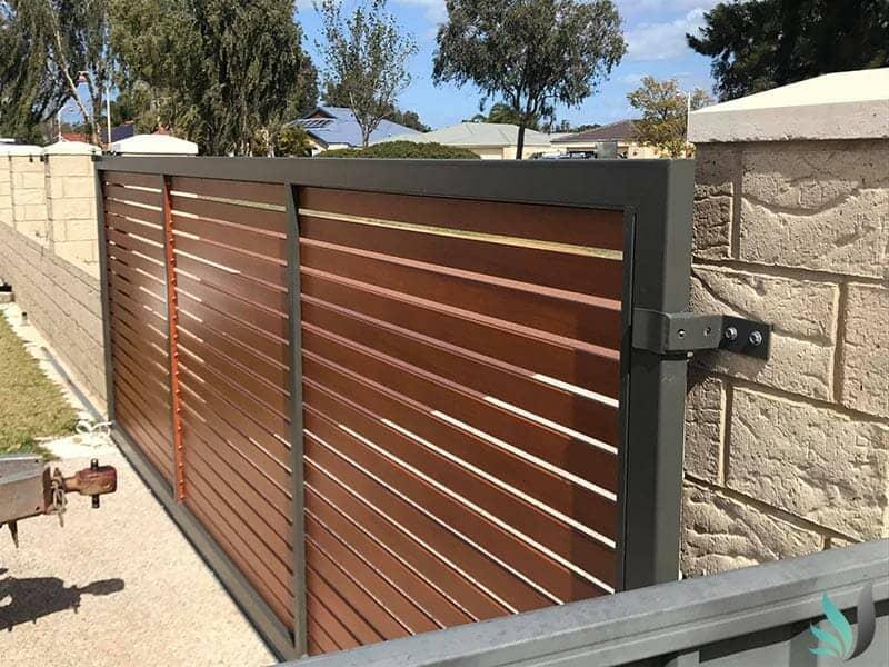 Perth Driveway Gates Aluminium Stainless Steel