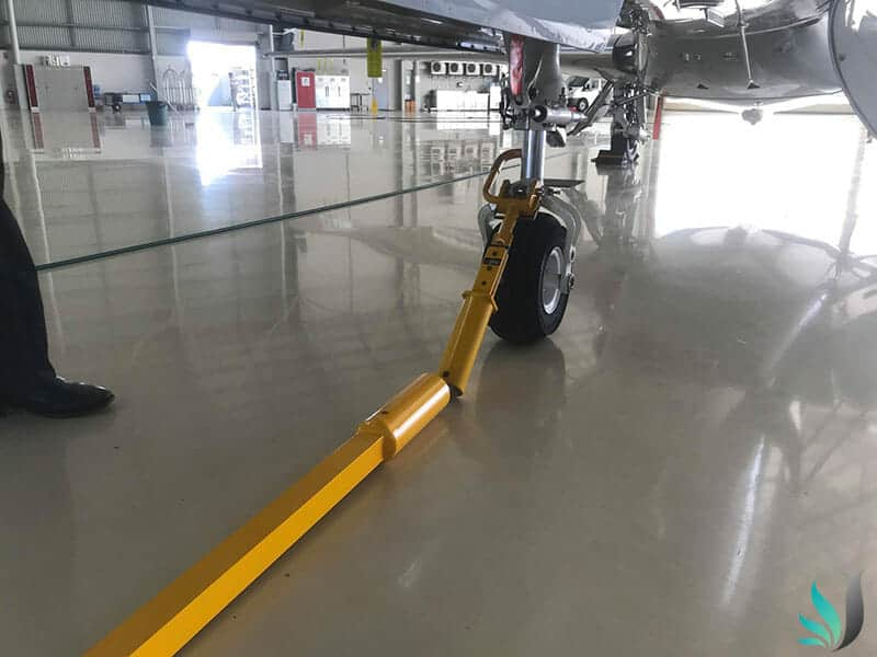 Custom Creations Perth WA aircraft ground handling fabrication