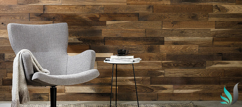 Custom Creations Perth WA bark timber feature walls