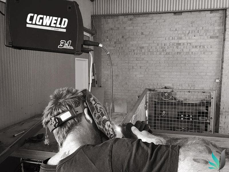Custom Creations WA Perth mig welding and fabrications experts
