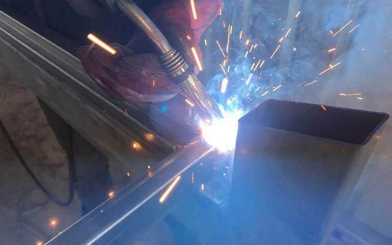 Custom Creations Perth fabrication and welding image