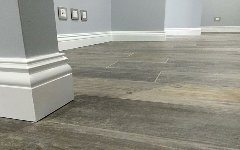 Custom Creations skirting boards installation services in Perth
