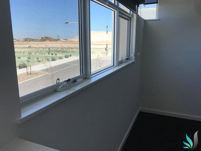 Custom Creations Perth WA custom window sills and aluminium windows