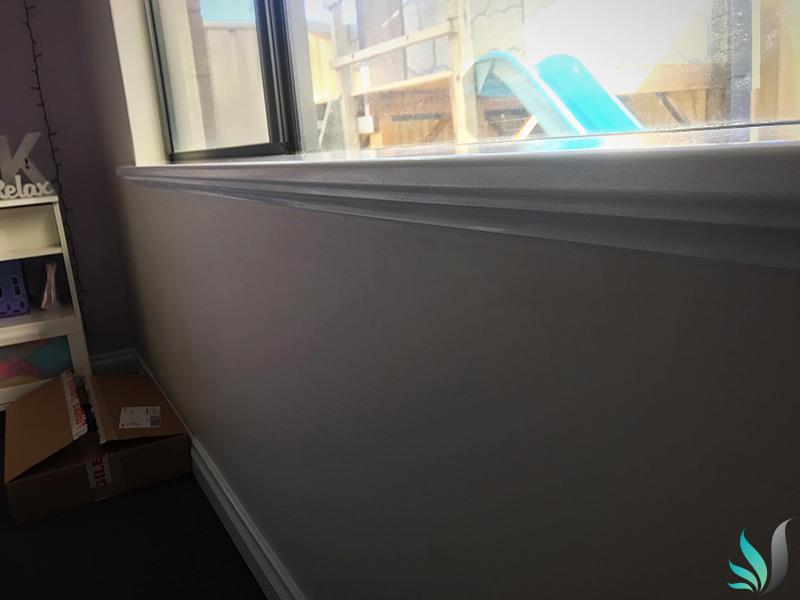 Custom Creations Perth WA bedroom window sills