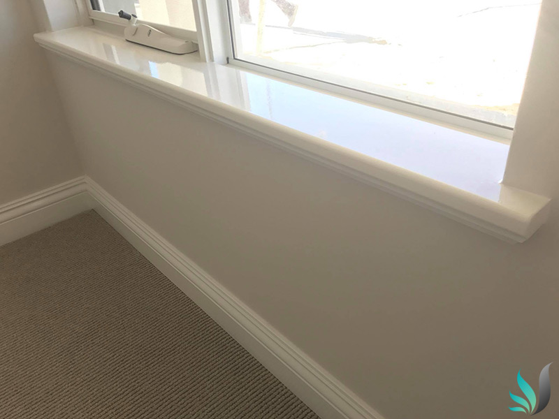 Custom Creations Perth WA window sills