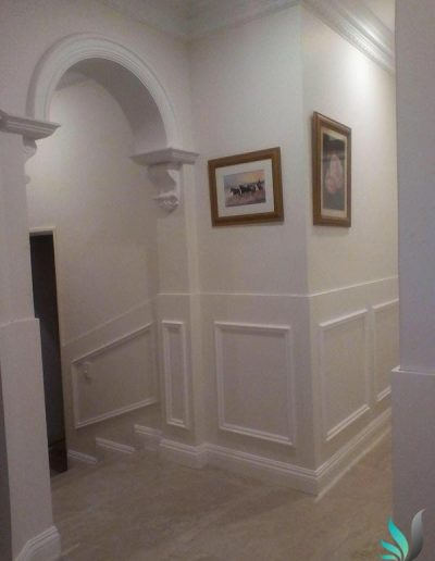 Wainscoting Wall Panelling Installation in Sorrento Perth WA